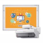 Zestaw: TruBoard R3-800+Sony VPL-SX631 z uchwytem