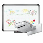 Zestaw: TruBoard R5-800PC+Epson EB-670 z uchwytem