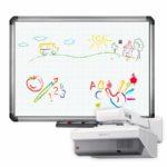 Zestaw: TruBoard R5-800PC+Sony VPL-SX631 z uchwytem