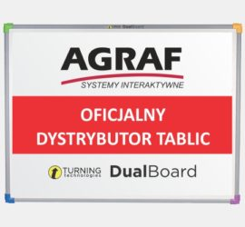 AGRAF oficjalny dystrybutor tablic DualBoard