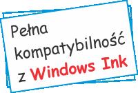 kompatybilność z Windows INK