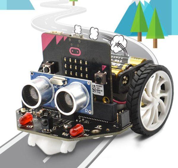 robot edukacyjny Maqueen
